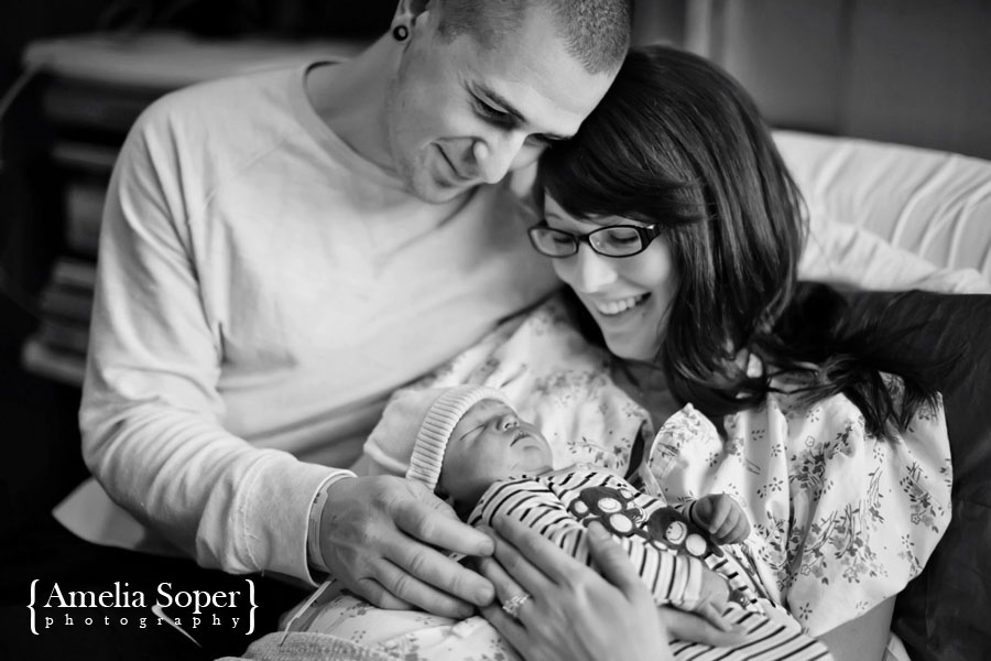 Introducing: Carter Lyle Kitzing | Woodinville Family Photography