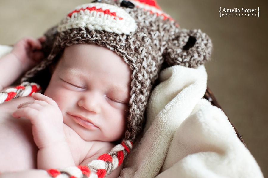 Carter Lyle Kitzing | Woodinville Newborn Photography