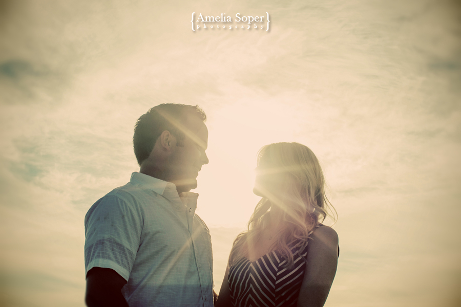 Kyle + Kelsey | Beachy Tacoma Engagement Session