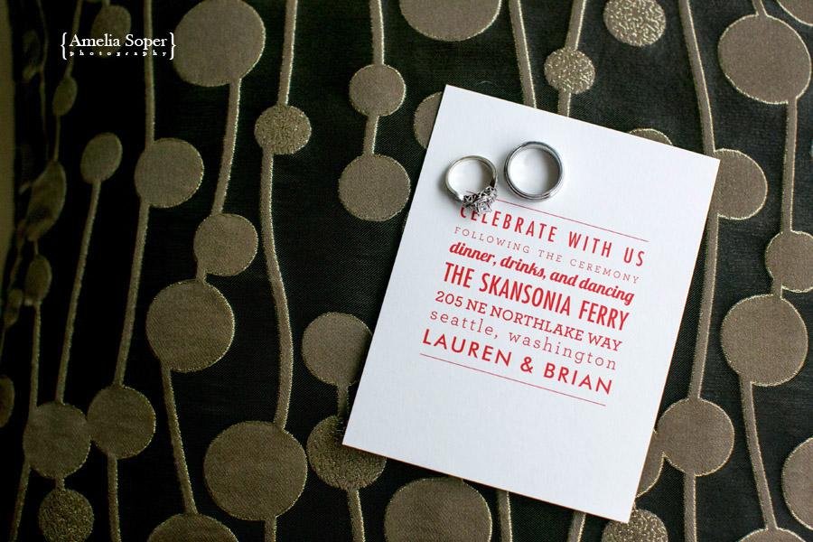 Lauren + Brian | Bright and Brilliant Seattle Wedding