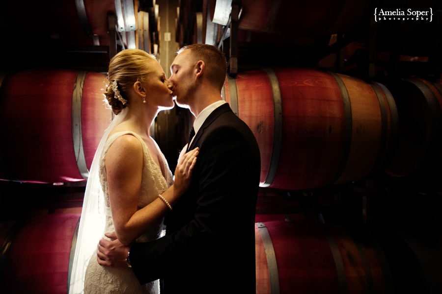 Julie + Jordan | Januik Winery Wedding | Woodinville