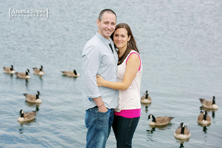 Stephanie + Randy | Seattle Engagement Session | Lake Union