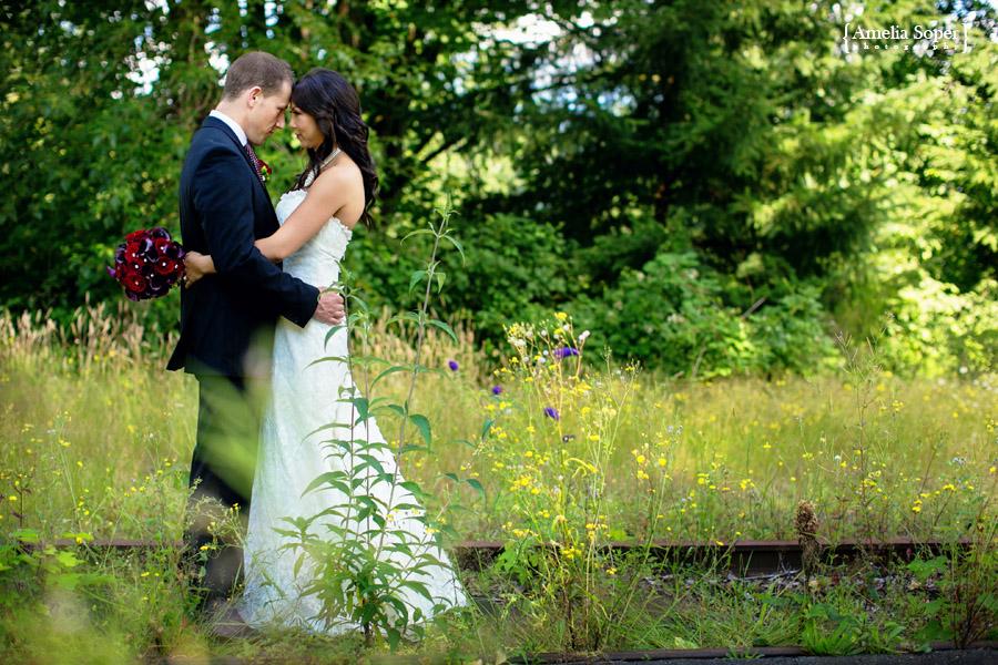 Diana + Nick | Columbia Winery Wedding