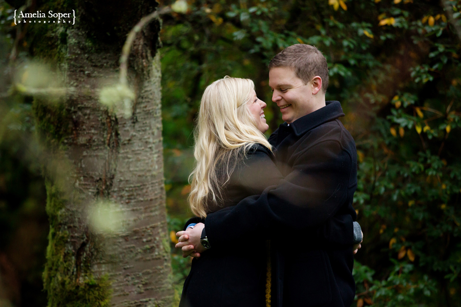 Adam + Sam | Seattle Engagement Photography
