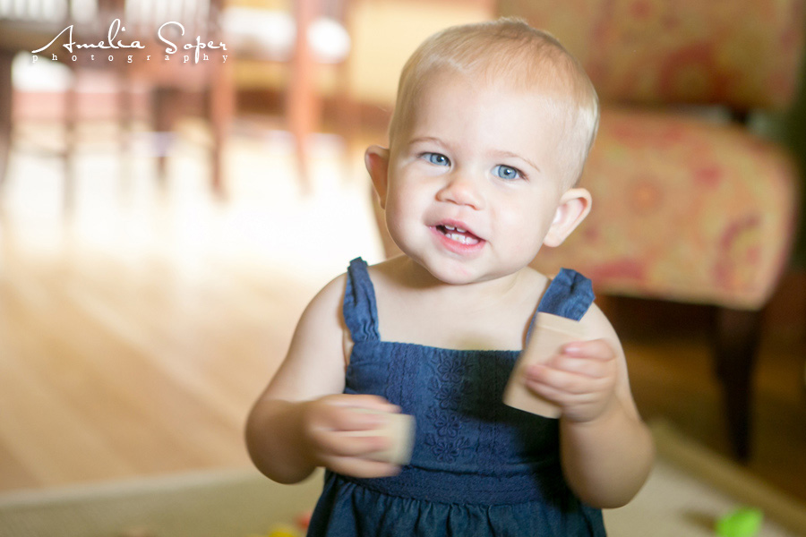 Baby Hattie | Seattle Family Photography