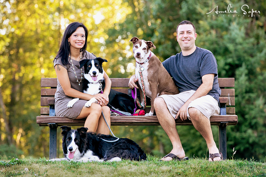 The Johnsons | Kirkland Family and Pet Photography