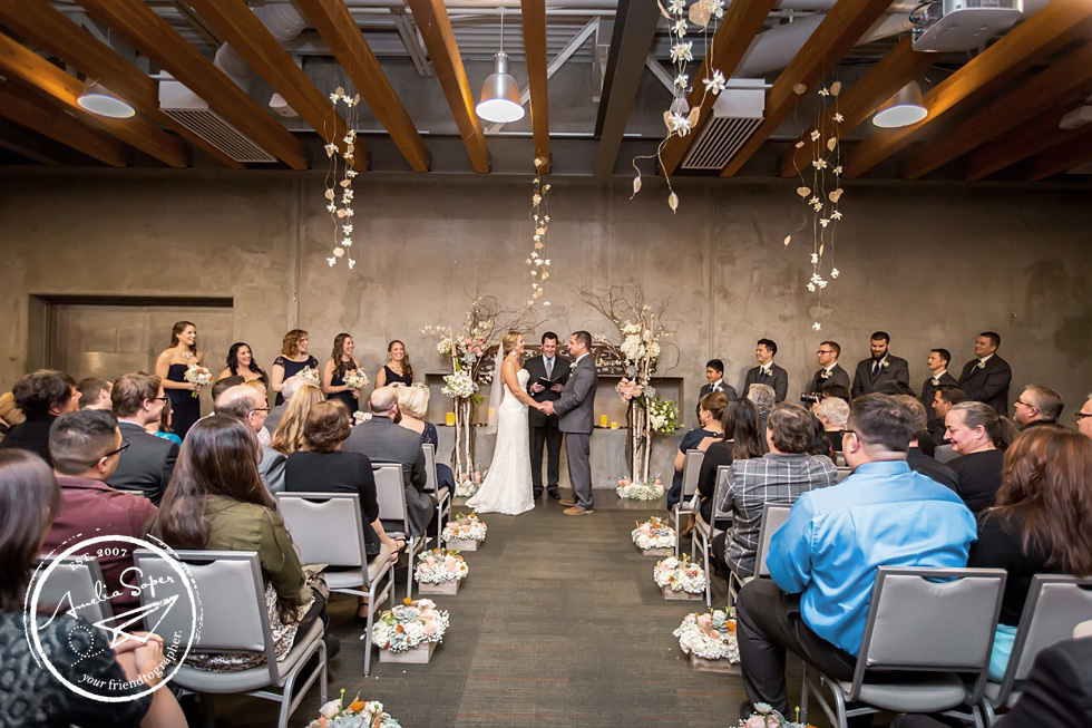 Januik Winery Wedding