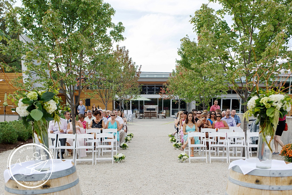 Januik Winery Wedding