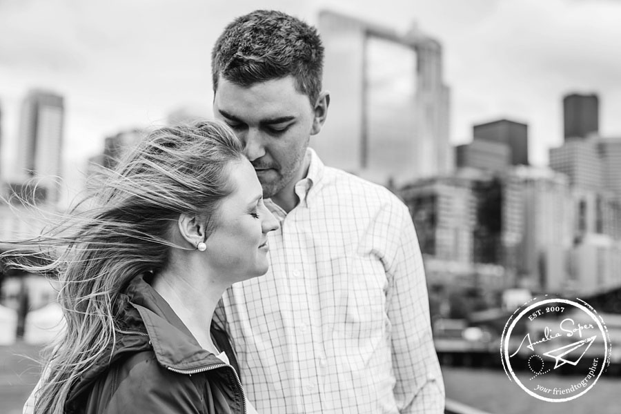 Ann + Scott | Sweet Seattle Engagement Session