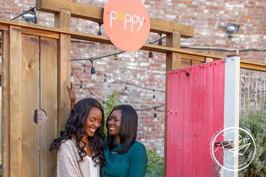 Lydia + Dannesse | Seattle Engagement Session