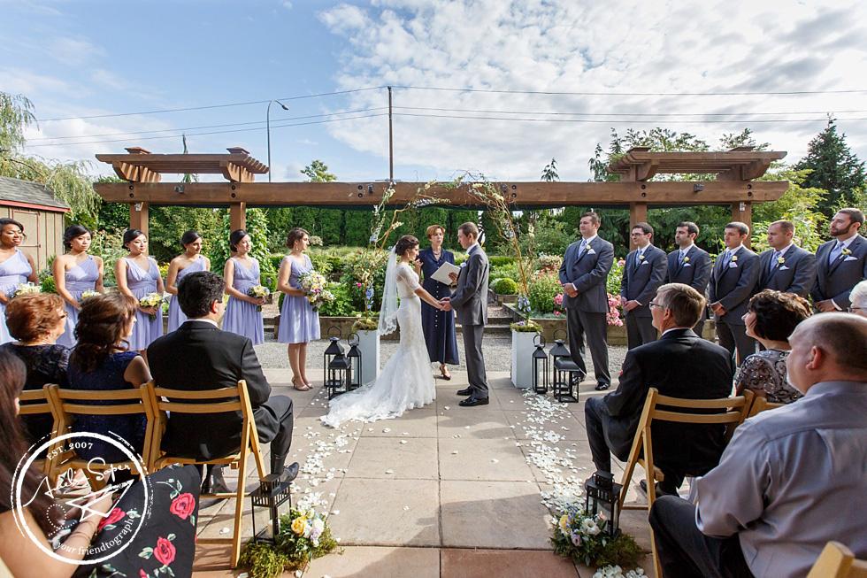 Willows Lodge Wedding