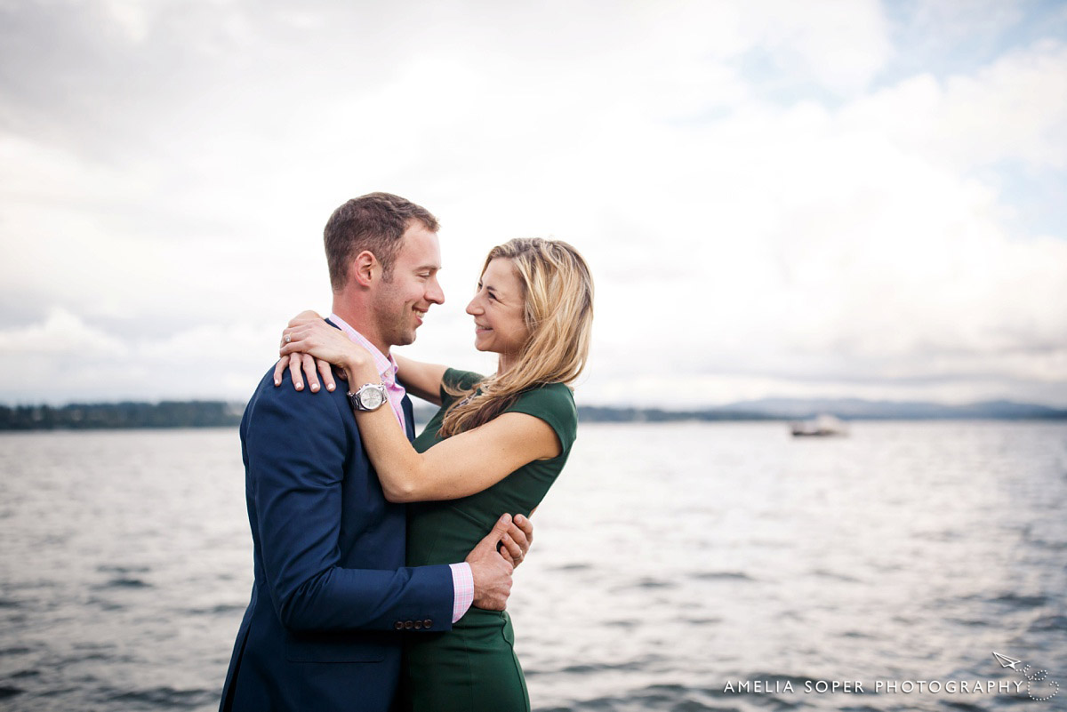 Madison Park engagement