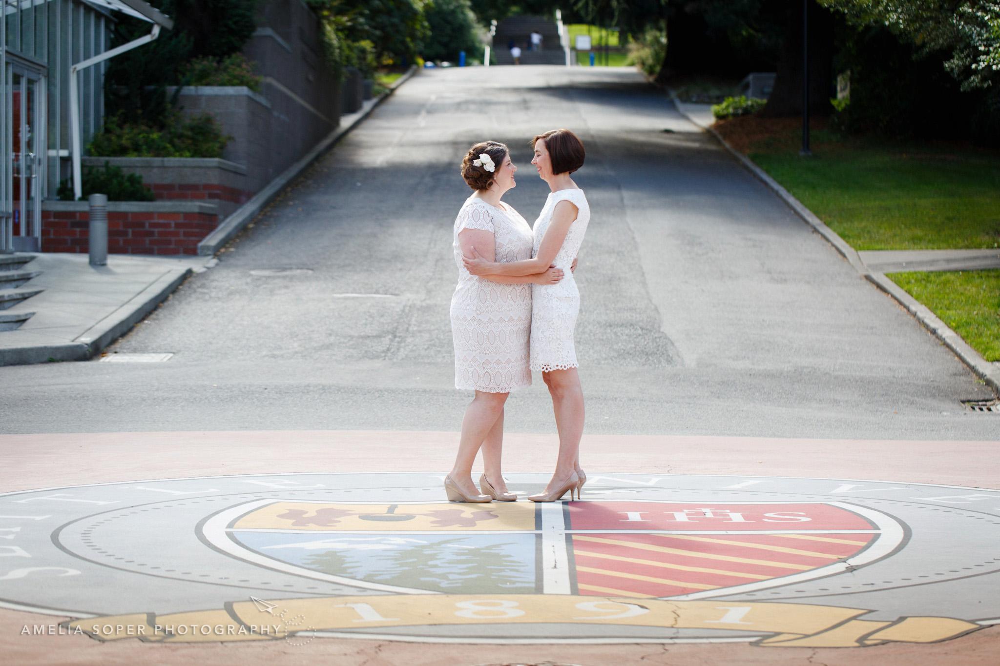 Seattle University Wedding