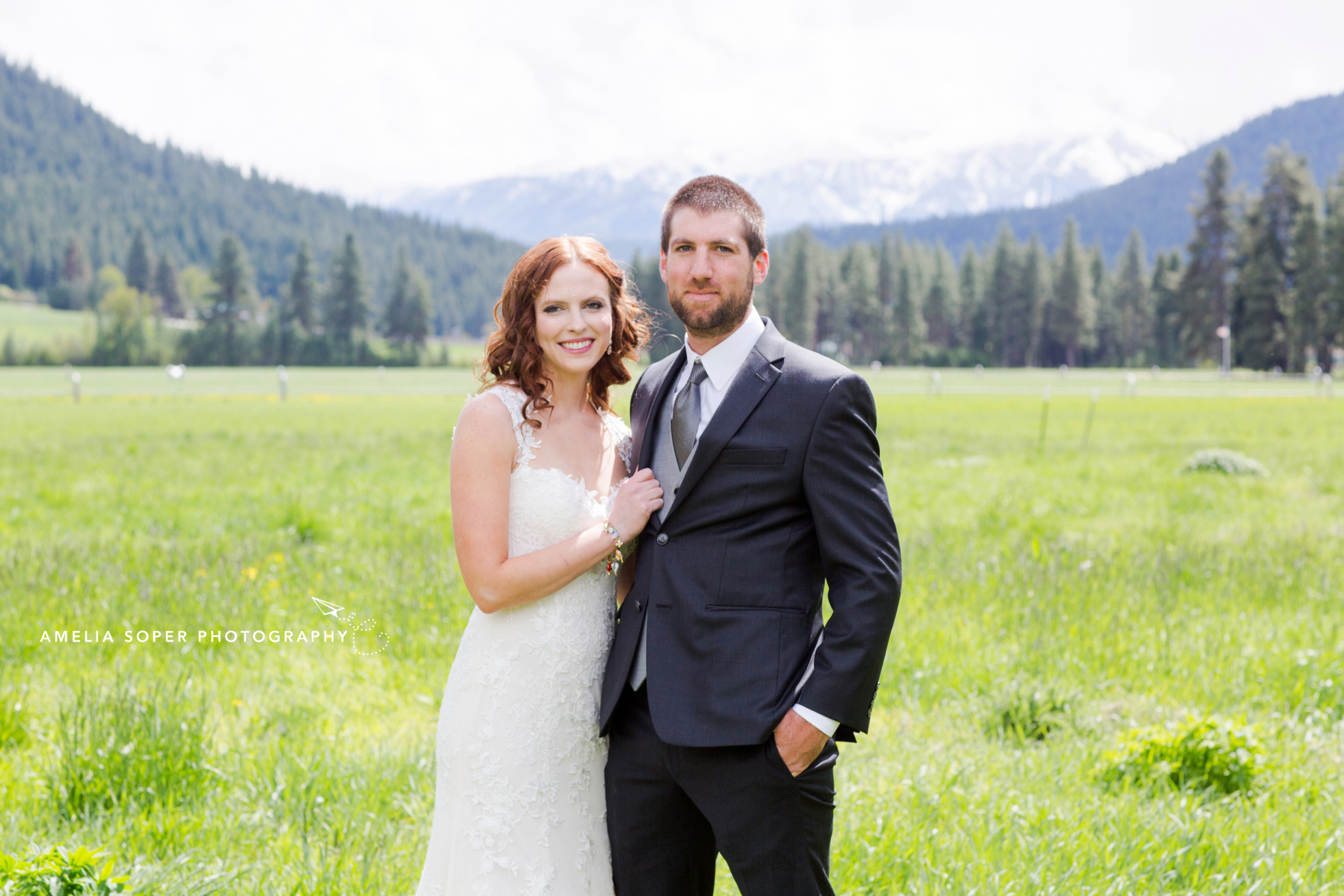 Wedding at Mountain Spring Lodge