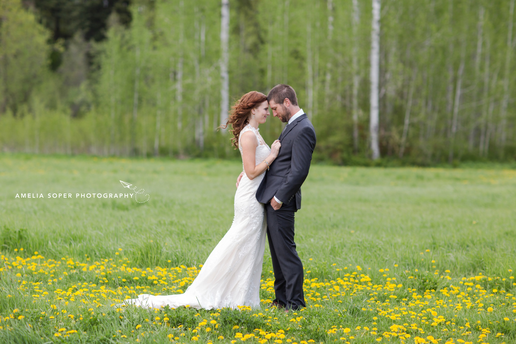 Wedding at Mountain Springs Lodge in Leavenworth, WA