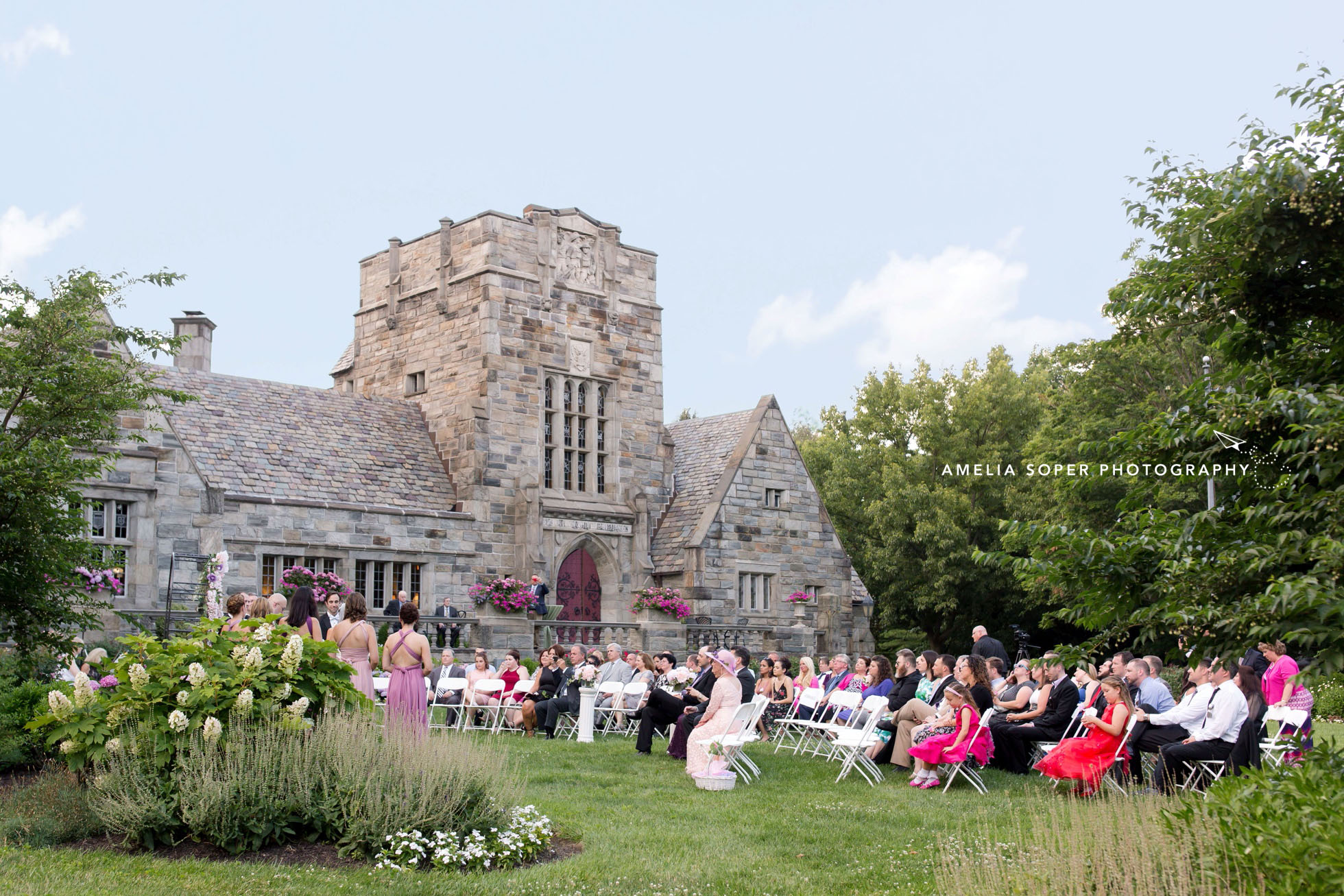 Merion Tribute House Wedding