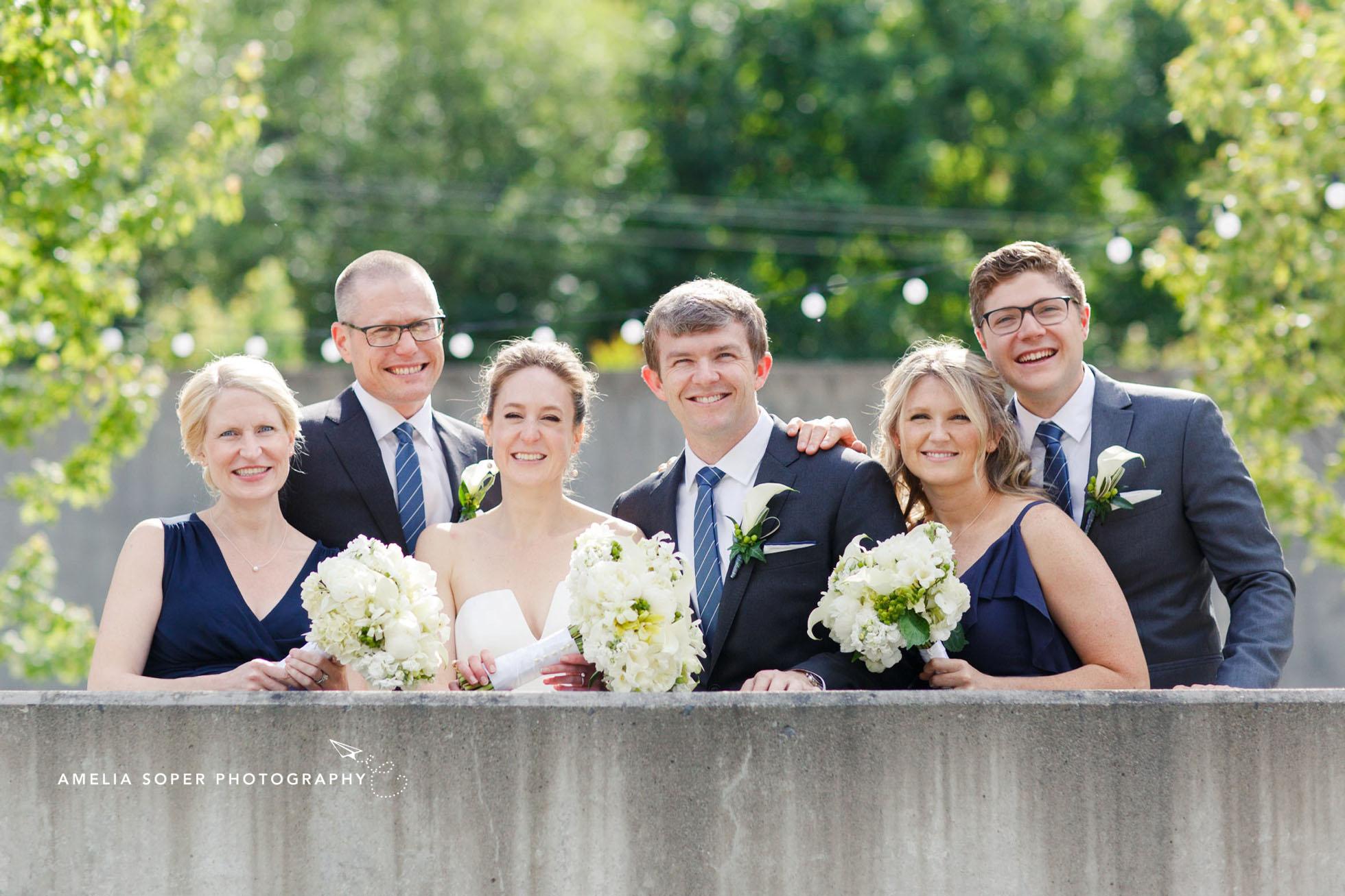 Januik Winery Wedding - Amelia Soper Photography