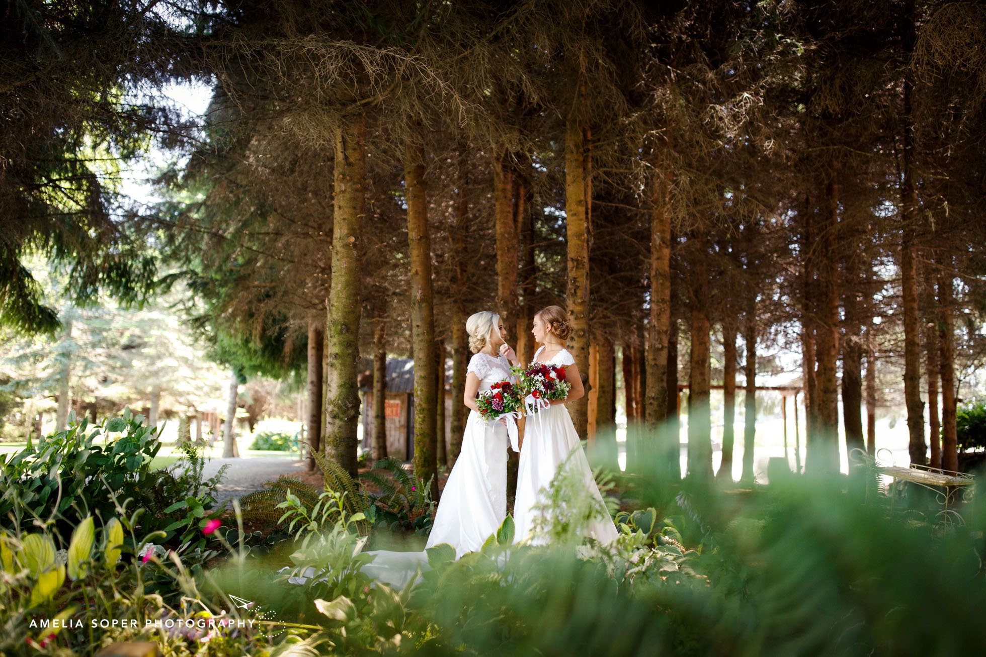 Woodland Meadow Farms Wedding