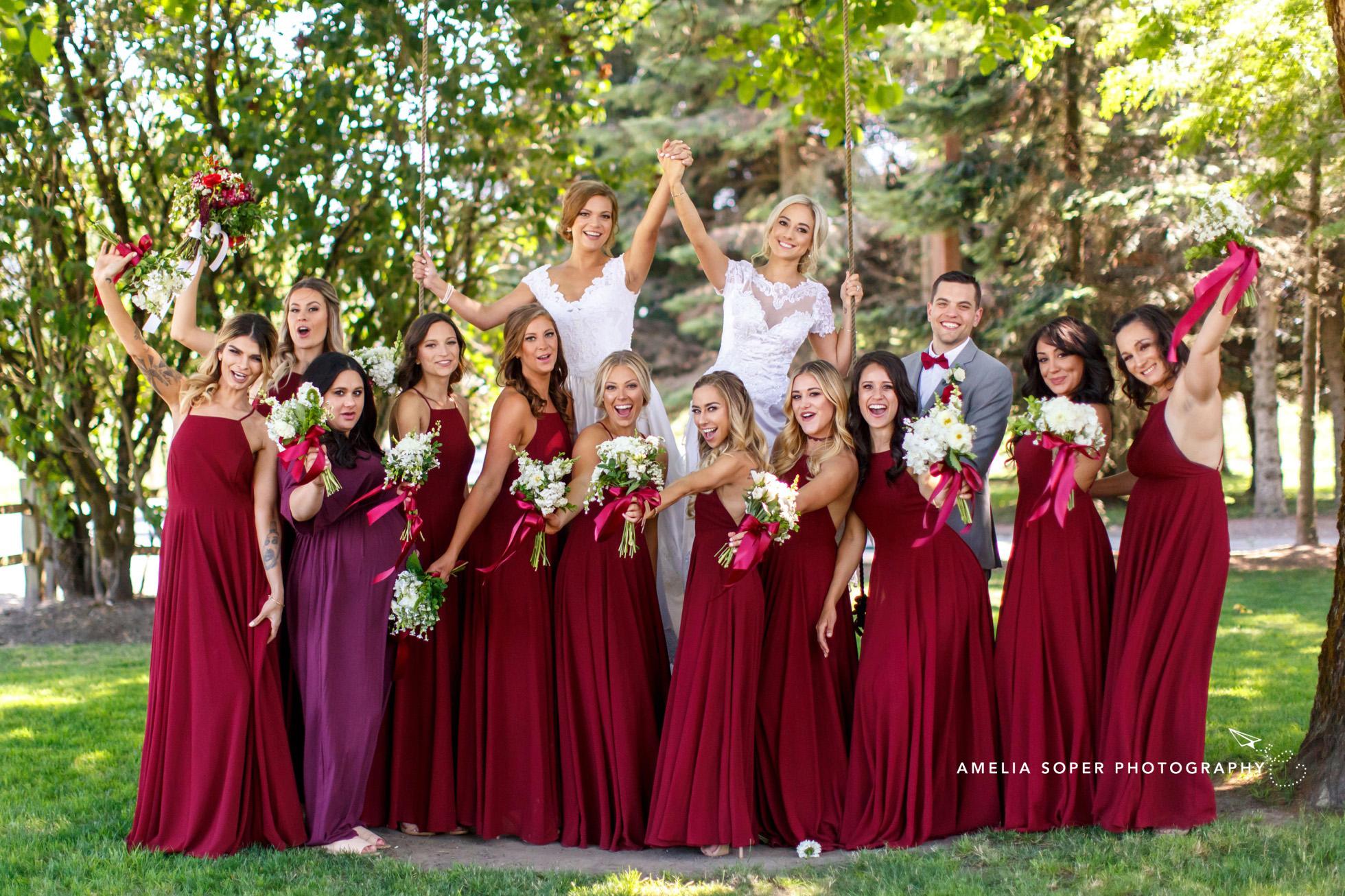 Woodland Meadow Farms Wedding