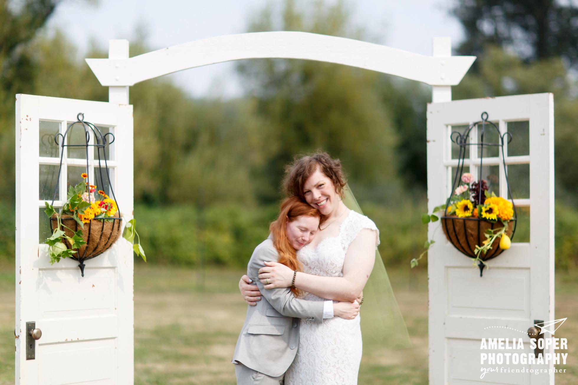 Carnation Farms Wedding