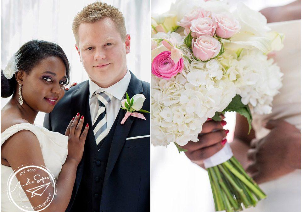 Nick + Aidah | Elegant Hotel 1000 Wedding