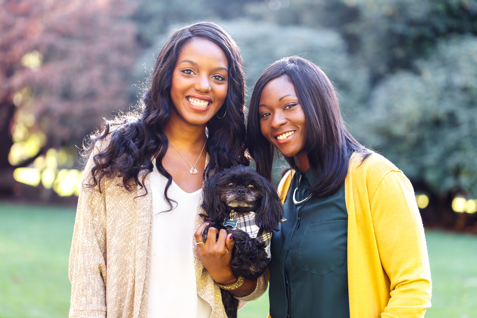 african-american-lgbt-couple-wth-small-black-dog