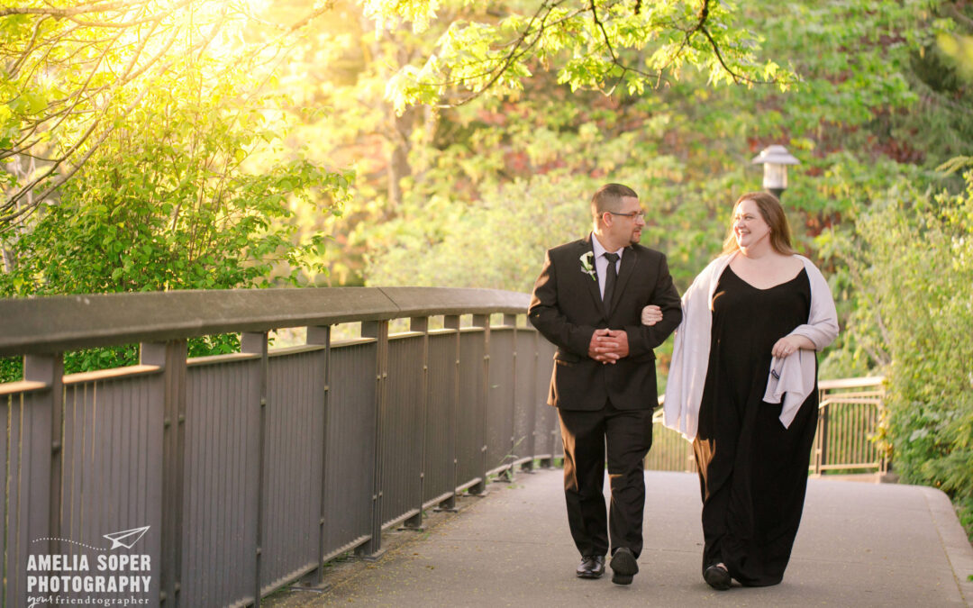 Heidi and Kenny's Salish Lodge Elopement in Snoqualmie, WA
