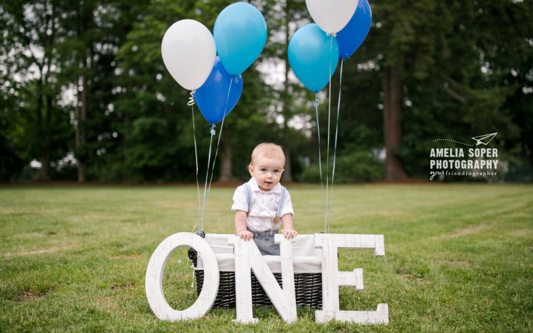 Owen Shane Turns One!