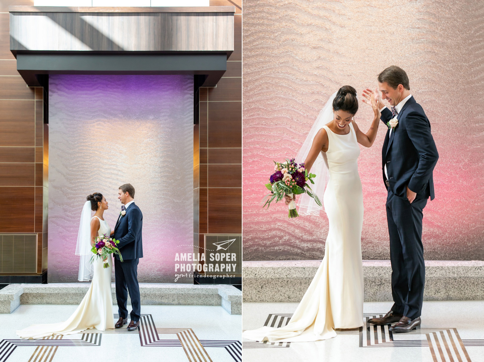 King street ballroom wedding