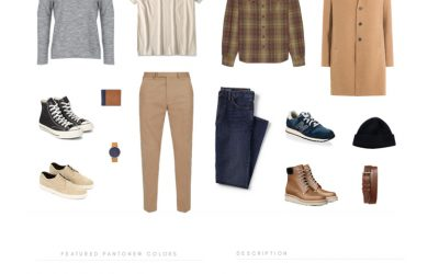 Fall Portraits Style Guide