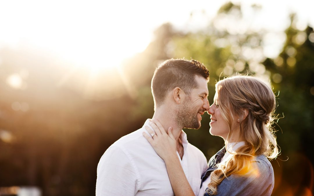 Jenna + Will's Pioneer Square + Gas Works Park Engagement