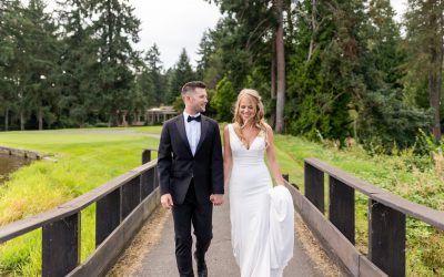 Jenna + Will's Summer Wedding at Glendale Country Club