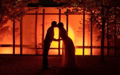 Jeff + Laura's Charming Novelty Hill Januik Wedding