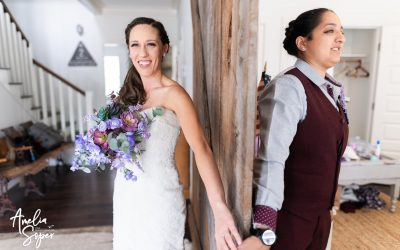 Razima + Whitney's Oceanfront Seabrook Wedding